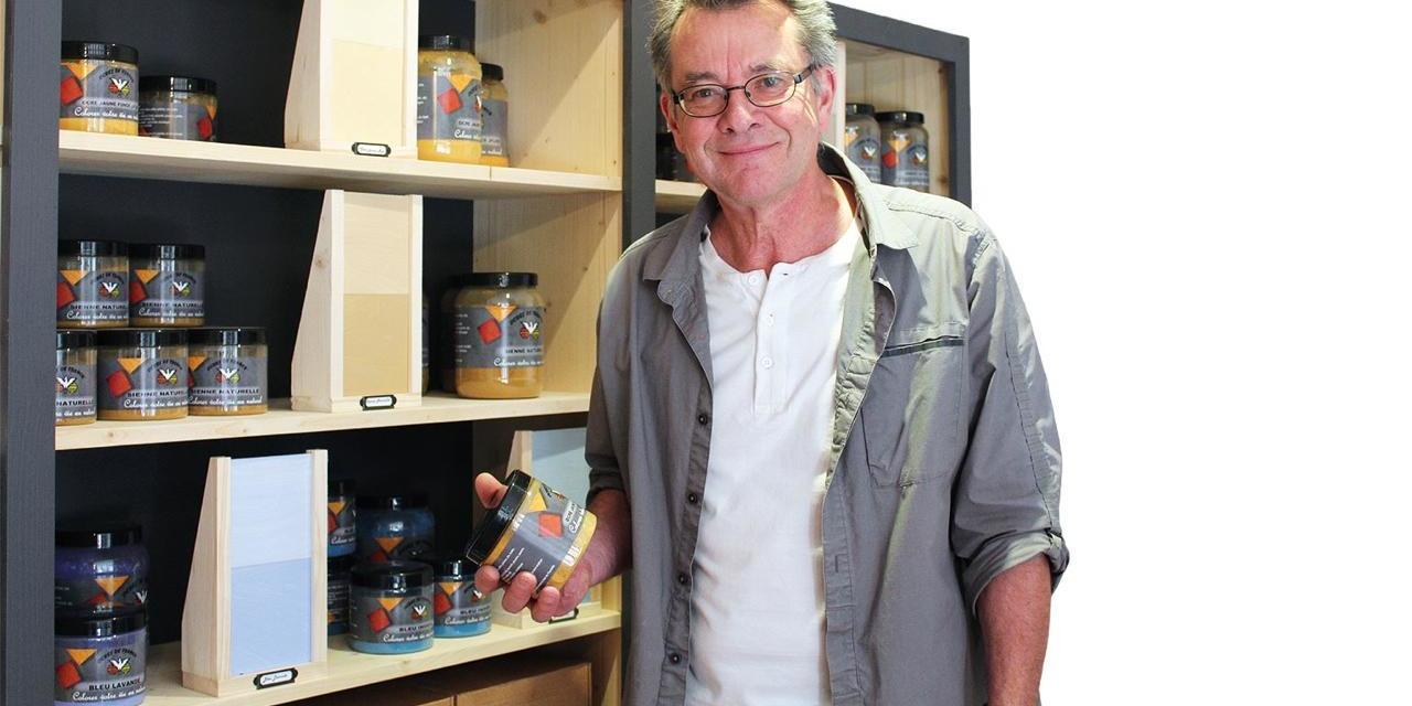 Luny : réaliser sa propre peinture à l'Ateliers des Ocres