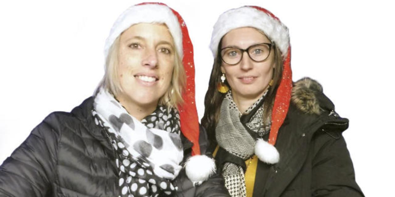 Feillens : Claudine et Émilie se préparent pour le Rallye Roses des Sables
