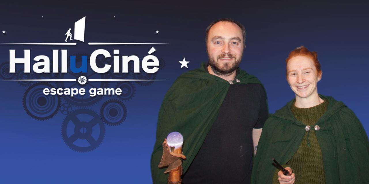 Mâcon : Escape game immersif et ludique – HalluCiné