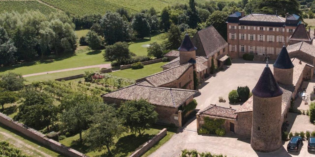 Château de Chasselas entre vins et arts