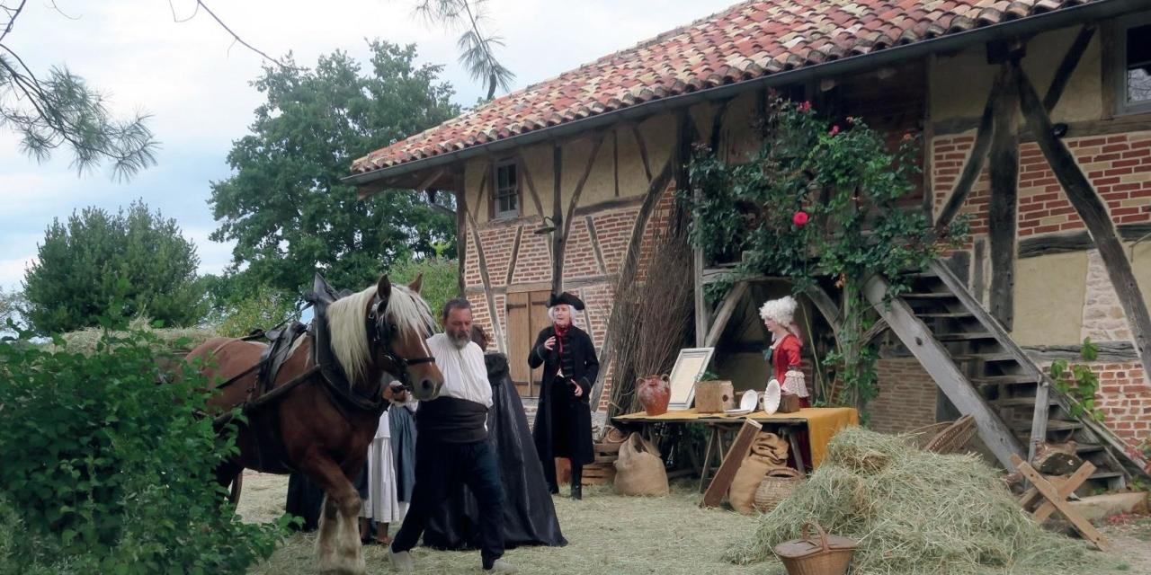 Musée Chintreuil : un docu-fi ction sur Léonard Racle