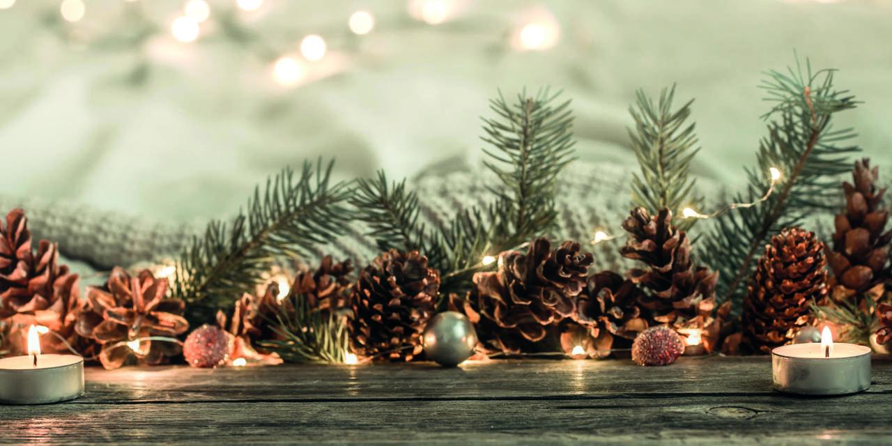 Nos tendances déco de Noël