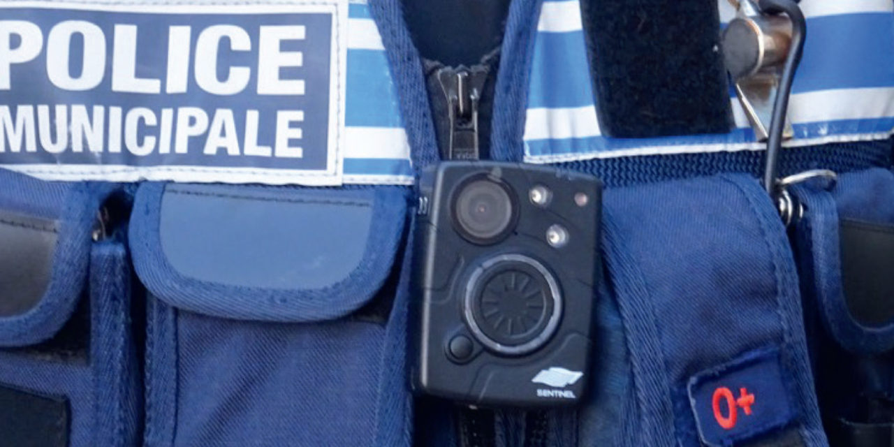 La police municipale armée… de caméras