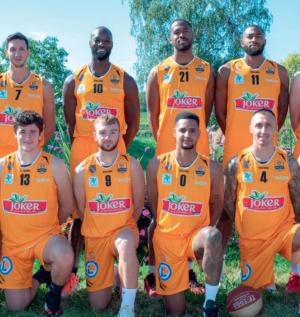 Basket - Enfin une saison complète (Frédéric Brouillaud)